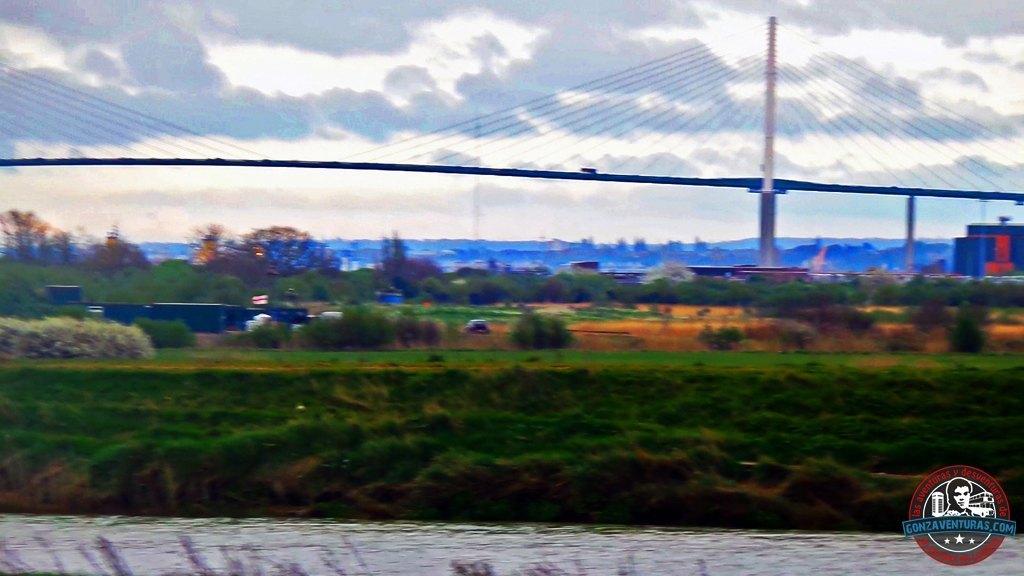 El increible puente elizabeth II